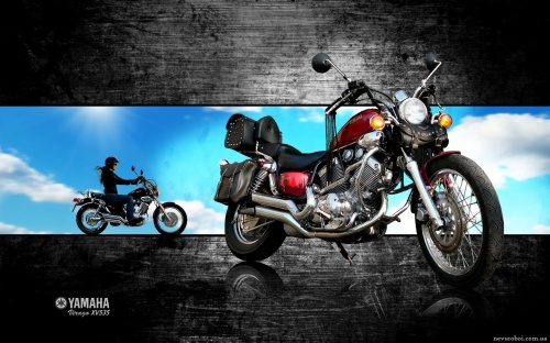 Motorcycles 17 (60 wallpapers)